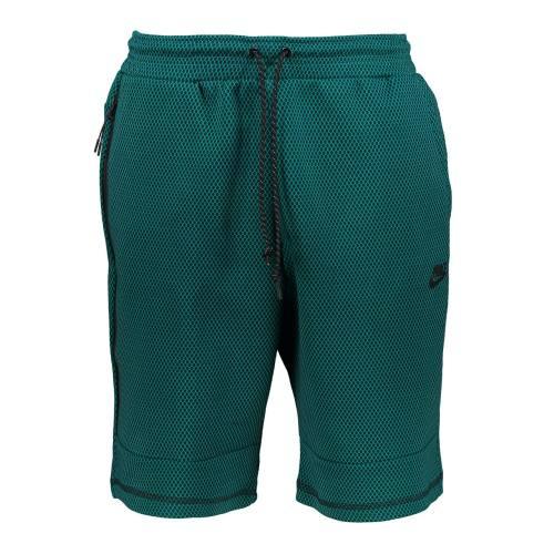 شورت ورزشی مردانه نایکی مدلTech Fleece Printed Mens Shorts