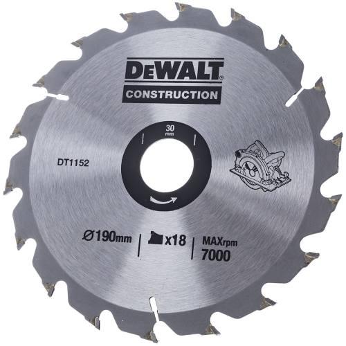 تیغ اره دیسکی دیوالت مدل DT1152