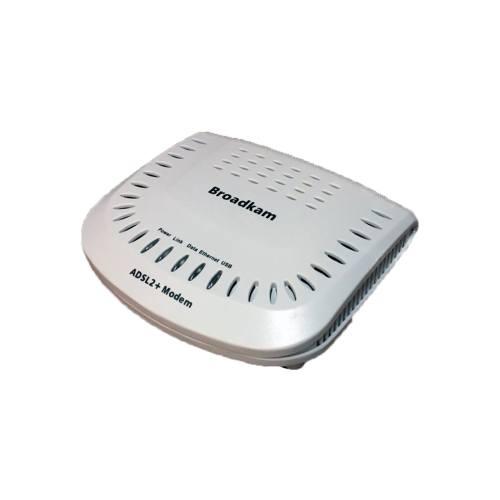مودم روتر ADSL2 Plus  برادکم مدل PJ871