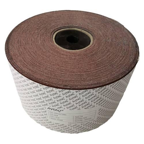 رول سنباده آیتاچ مدلabrasive cloth roll به طول 50 متر