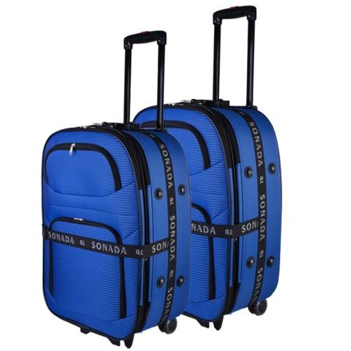 مجموعه دو عددی چمدان مدل Sonada