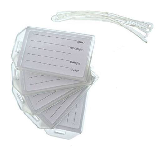 تگ آدرس کیف و کوله ام ای مدل 1246 بسته 50 عددی