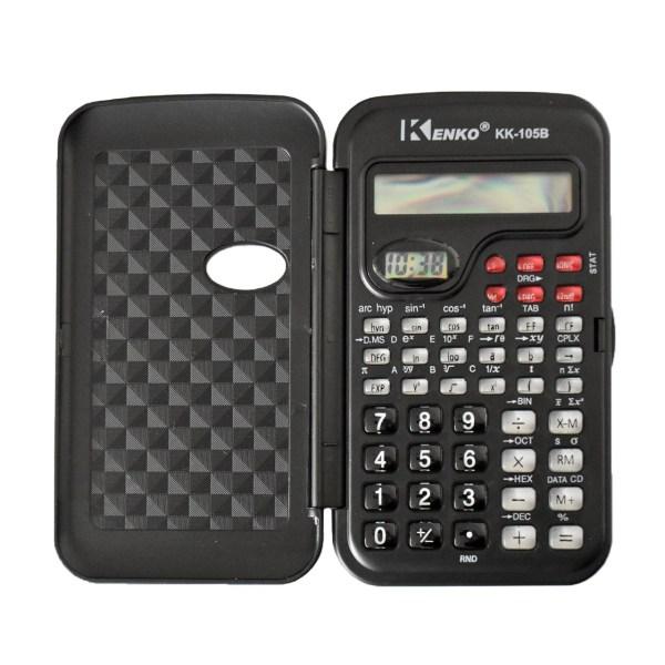 ماشین حساب karuida مدل KK-105B   electronic calulator karuida KK-105B