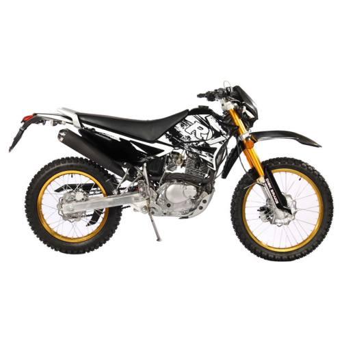 موتورسیکلت تریل روان  مدل QM200 سال 1397