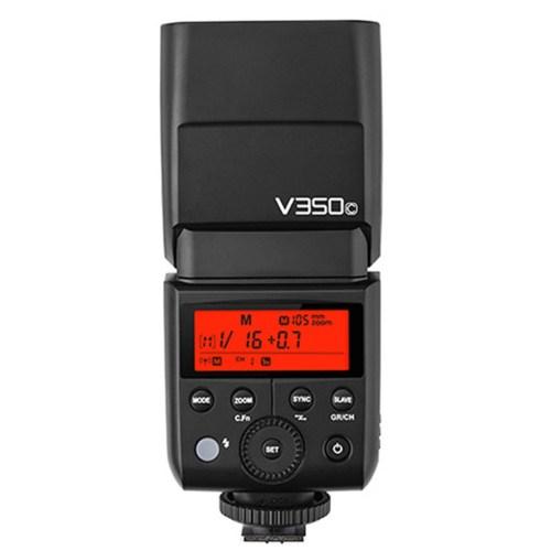 کیت فلاش دوربین GODOX مدل TTL V350 C