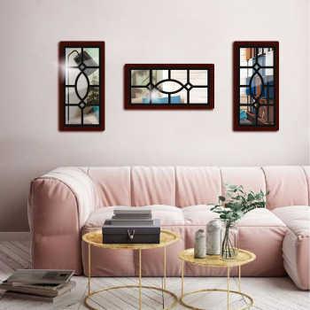 آینه کارا دیزاین مدل a12