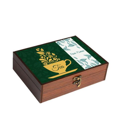جعبه چای و نسکافه هوم لوکس مدل HT9070