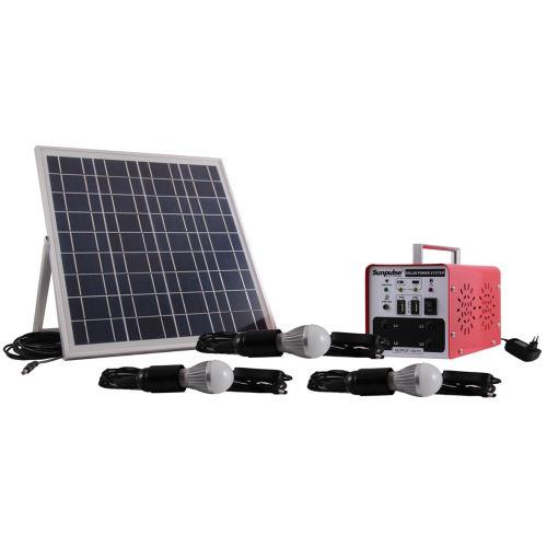 سیستم خورشیدی کارسپا مدل Carspa SL2007