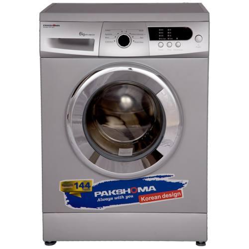 ماشین لباسشویی پاکشوما مدل WFU-6081 با ظرفیت 6 کیلوگرم
