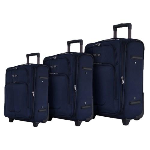 مجموعه سه عددی چمدان تیپس لند مدل 13-2-1651