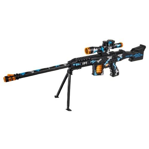 تفنگ اسباب بازی مدل Sniper Storm