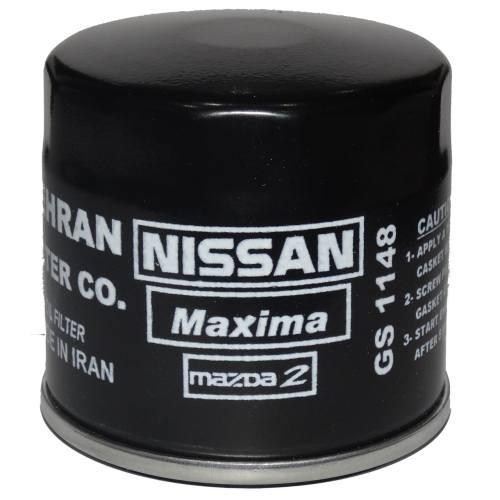 فیلتر روغن خودرو بهران فیلتر GS1148 مناسب برای ماکسیما