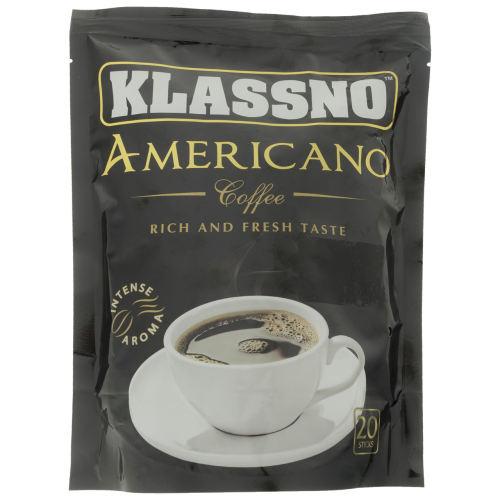 بسته ساشه قهوه کلسنو مدل Americano