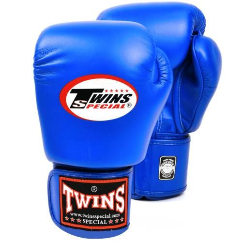 دستکش کیکبوکس و مویتای 12 اونس Twins Special