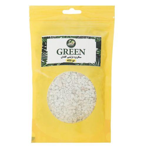 سنگ تزیینی اوراس مدل Green بسته 0.4 کیلوگرمی