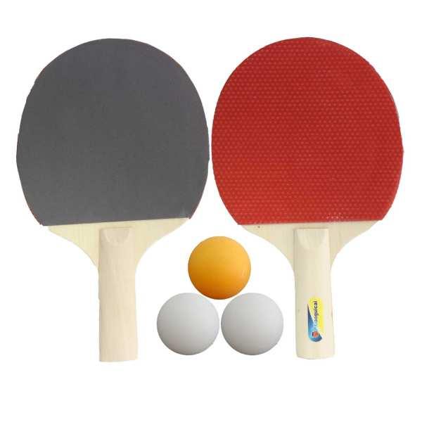 راکت پینگ پنگ هااوژین مدل F101 بسته 2 عددی | Haoxin F101 Ping Pong Racket Pack Of 2