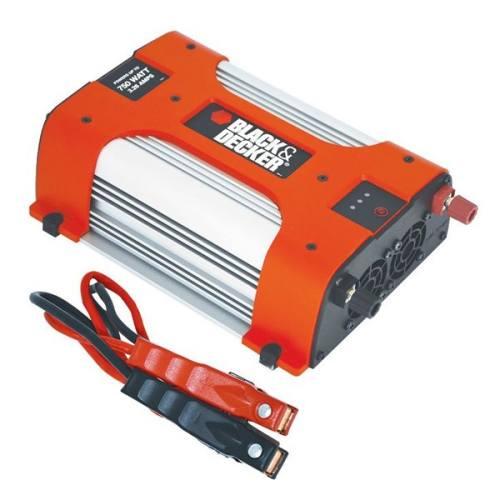 مبدل برق اتومبیل به برق شهری بلک اند دکر BDPC750-QS Inverter