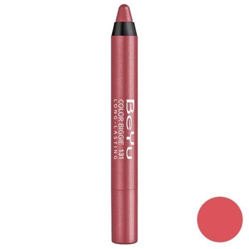 رژ لب مدادی 2 کاره بی یو مدل Color Biggie for Lip and More 131