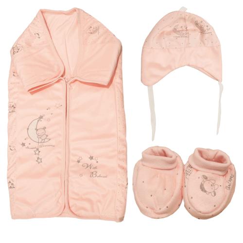ست پتو نوزادی ببسی مدل 2528