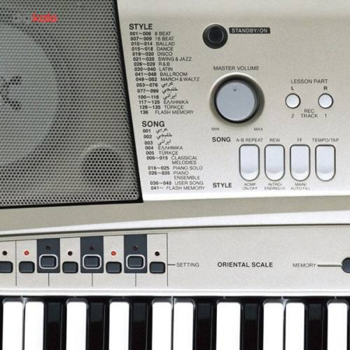 کیبورد یاماها مدل PSRA300