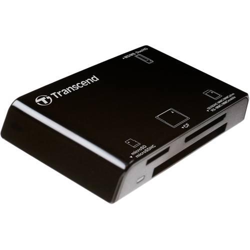 کارت خوان ترنسند مدل RDP8 با رابط USB 2.0