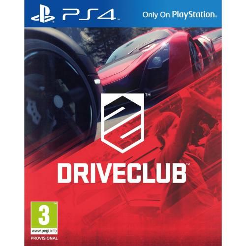 بازی Drive Club مخصوص PS4
