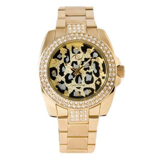 ساعت مچی عقربه ای زنانه کارلو پروجی مدل 1005