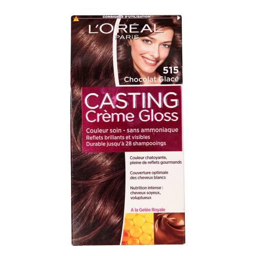 کیت رنگ مو لورآل شماره Casting Creme Gloss 515
