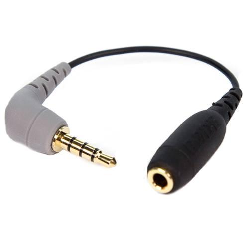 کابل اتصال میکروفن به دوربین رود مدل SC4