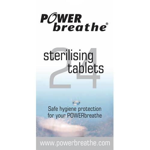 قرص ضد عفونی کننده دستگاه تقویت کننده تنفس پاور بریس مدل Sterilising Tablets