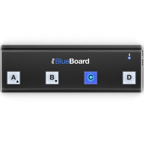 میدی کنترلر بیسیم آی کی مالتی مدیا مدل  Rig BlueBoard