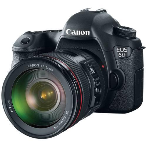 دوربین دیجیتال کانن مدل 6D به همراه لنز 24-105 میلی متر f/4 L IS USM