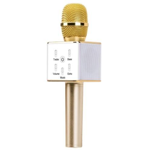 میکروفون و بلندگوی دستی  با اکو و بلوتوث  مدل Q9