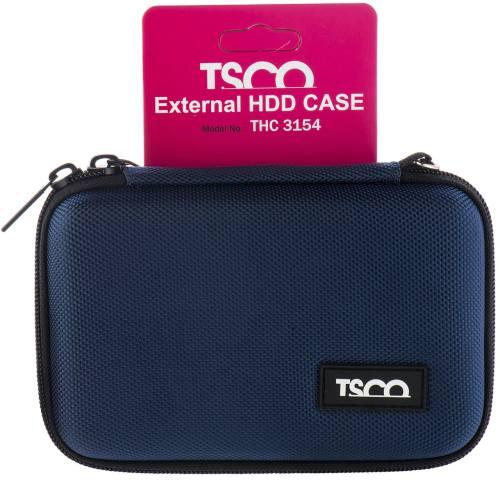 کیف هارد دیسک اکسترنال تسکو مدل THC 3154