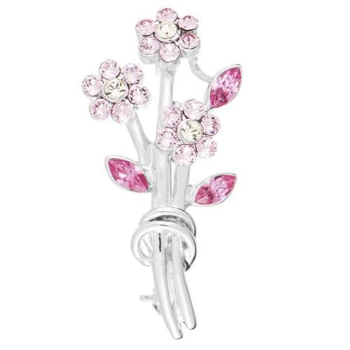 گل سینه الیور وبر مدل Flowers Rose 58003