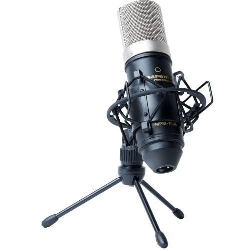 میکروفون کاندنسر استودیویی مَرَنتس مدل MPM 1000