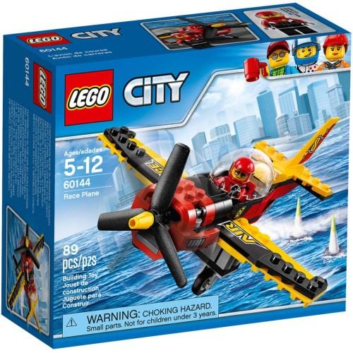 لگو سری City مدل Race Plane 60144