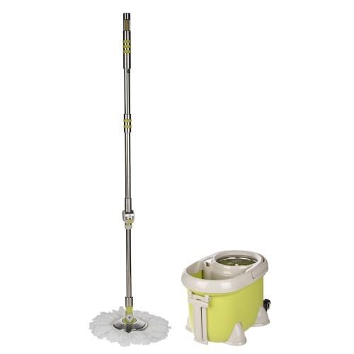 سطل و زمین شوی چرخشی اسپرینگ مدل Mini