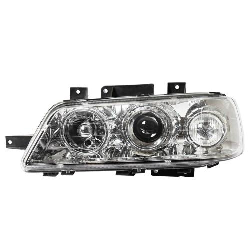 چراغ جلو چپ خودرو اس ان تی مدل SNTSLXHL مناسب برای پژو 405SLX
