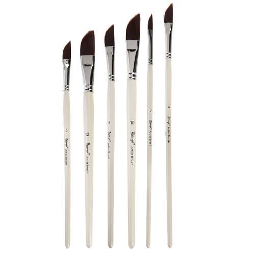مجموعه 6 عددی قلم مو مدل Artist