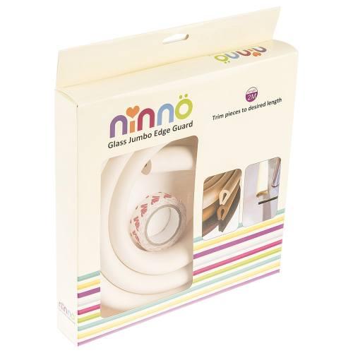 محافظ لبه شیشه نینو مدل Jumbo GJ