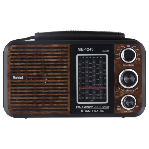 رادیو مارشال مدل ME-1245