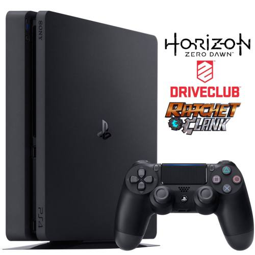 کنسول بازی سونی مدل Playstation 4 Slim کد CUH-2116A Region 2 - ظرفیت 500 گیگابایت