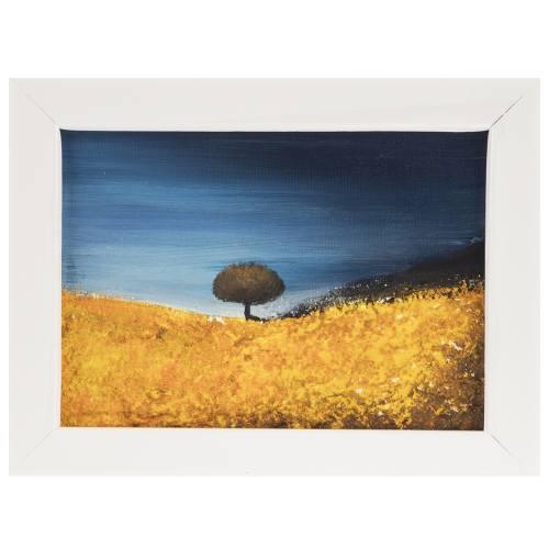 تابلو نقاشی گالری خورشید طرح دشت خیال کد MA026