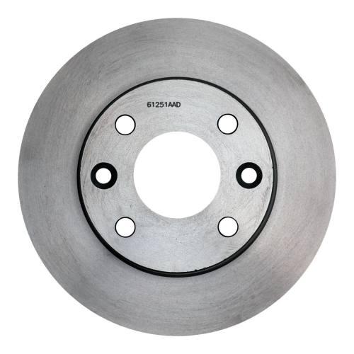 دیسک ترمز چرخ جلو گسترش وسایل خودرو آسیا مناسب برای تیبا