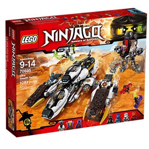 لگو سری Ninjago مدل Ultra Stealth Raider 70595