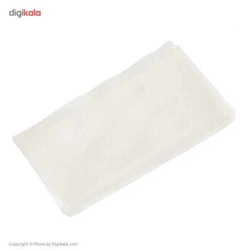 دستمال ناژه مدل White بسته 10 عددی