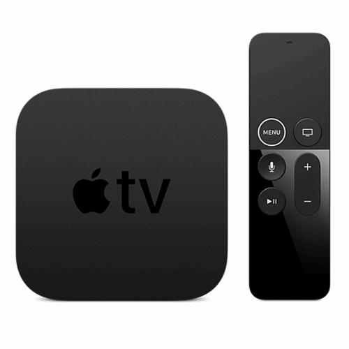 پخش کننده تلویزیون اپل مدل Apple TV 4K نسل چهارم - 32 گیگابایت