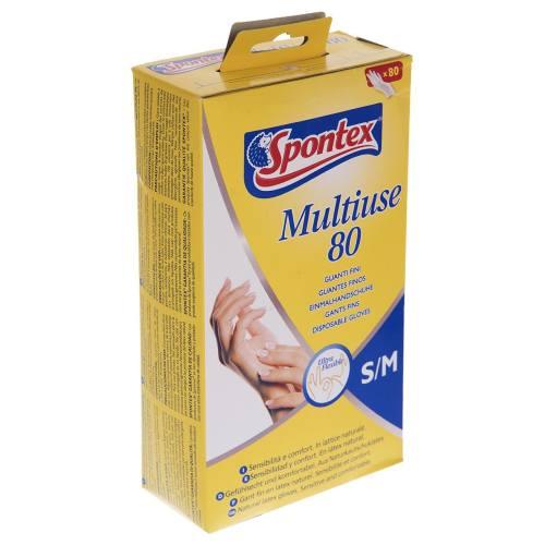دستکش یکبار مصرف اسپانتکس کد 9274 - سایز کوچک و متوسط
