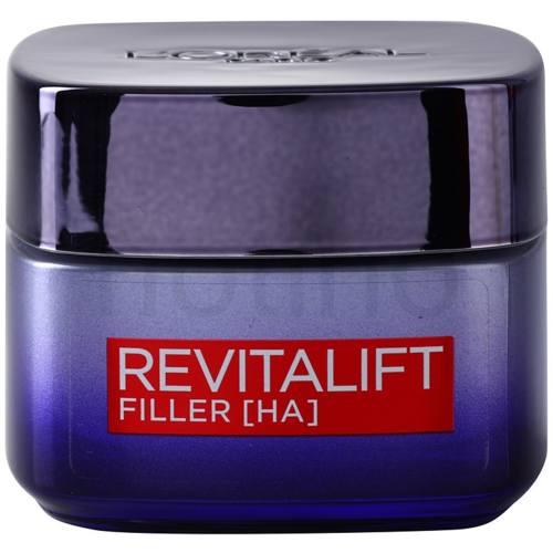 کرم ضد چروک شب لورآل مدل Revitalift Filler حجم 50 میلی لیتر